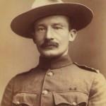 Historia Scouts - Baden-Powell en Africa