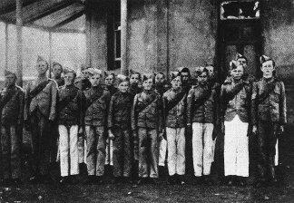 Historia Scouts - Cadetes de Mafeking