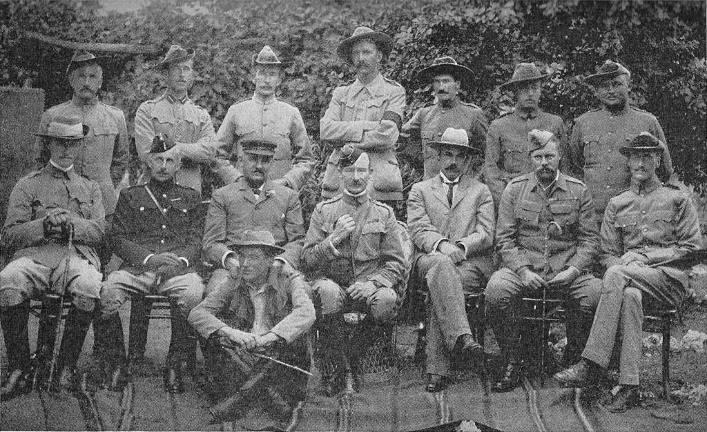 Historia Scouts - Soldados en Mafeking