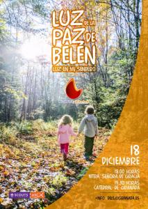 Luz de la Paz de Belén - Granada - 2015-2016
