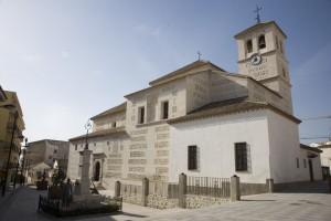 Nuestro pueblo - Iglesia de la Encarnación
