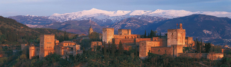 Nuestro pueblo - Alhambra panoramica