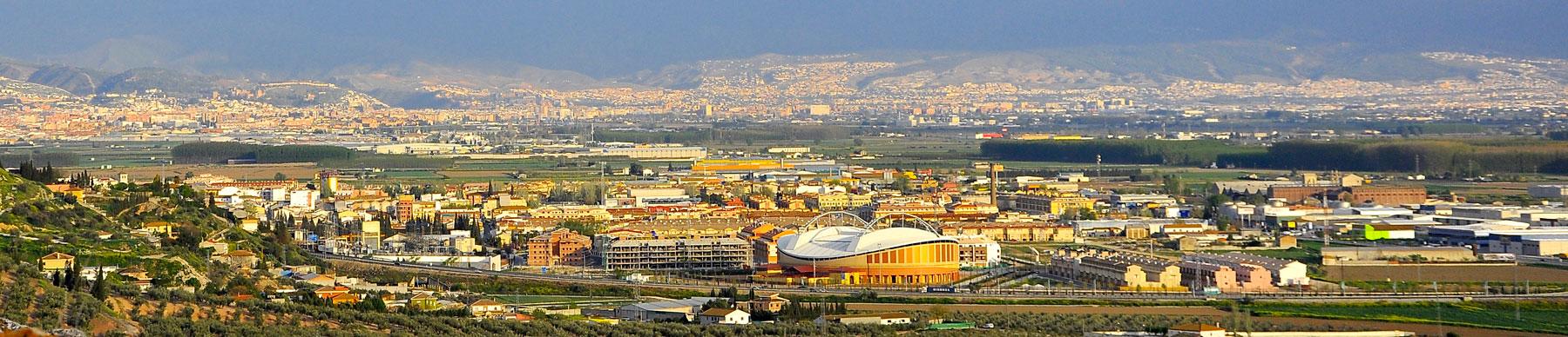 Nuestro pueblo - Vista general panoramica