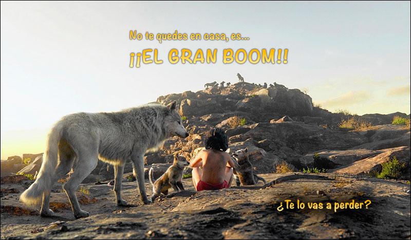 Gran boom - Lobatos